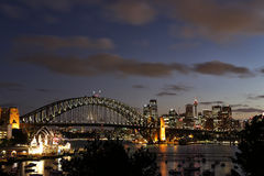 Lavender Bay in sydney Stock Image