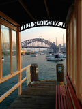 Lavender Bay Royalty Free Stock Photography