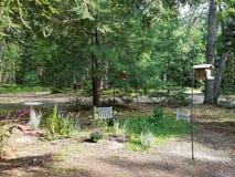 My country garden Stock Photos