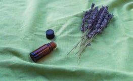 Lavender flowers stock image