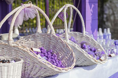 Lavender fragrance Royalty Free Stock Images