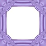 Lavender Frame royalty free illustration