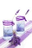 Lavender lemonade. Stock Image