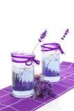 Lavender lemonade. Royalty Free Stock Images