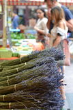Lavender at the Market Stock Photos