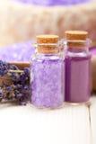 lavender minerals spa Στοκ Εικόνες
