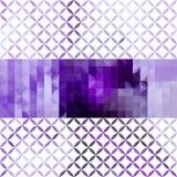 Lavender pastel defocused background Stock Image