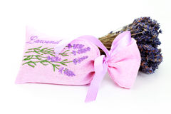 Lavender potpourri Royalty Free Stock Photo