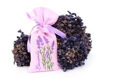 Lavender potpourri Stock Image