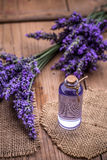 Lavender spa έννοια Στοκ φωτογραφίες με δικαίωμα ελεύθερης χρήσης