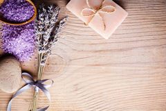 Free Lavender Spa Royalty Free Stock Photos - 20815288