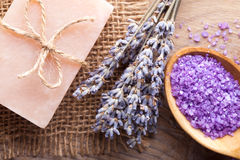 Free Lavender Spa Stock Images - 22762184