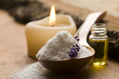 Free Lavender Spa Stock Photo - 24334300