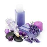 lavender spa Στοκ φωτογραφίες με δικαίωμα ελεύθερης χρήσης
