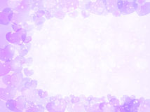 Lavender summer flower background Royalty Free Stock Photography