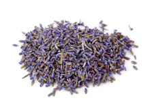 Lavender tea Royalty Free Stock Photos