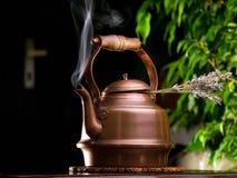 Lavender tea Royalty Free Stock Photo