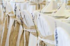 Lavender wedding vintage Stock Image
