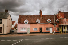 Lavenham,英国 库存图片