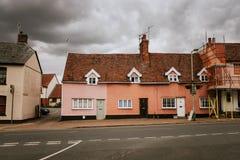 Lavenham England Arkivbilder