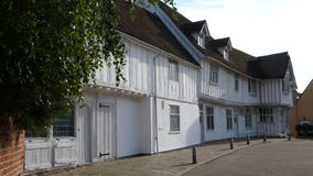 Lavenham Guildhall Stock Image