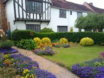 Lavenham, Suffolk Royalty-vrije Stock Afbeelding