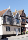 Lavenham, Suffolk, England. Royalty Free Stock Images