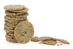 Laverbread Oatcakes Stock Photo