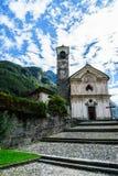Lavertezzo, Verzasca Valley, Switzerland Stock Photo