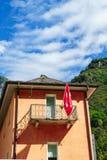 Lavertezzo, Verzasca Valley, Switzerland Royalty Free Stock Photo