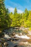 Laverty Brook (long exposure) Royalty Free Stock Image