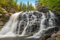 Laverty Falls (long exposure) Royalty Free Stock Image