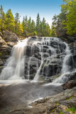 Laverty Falls (long exposure) Royalty Free Stock Photography
