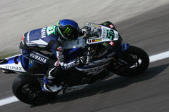 Laverty at monza Stock Photo