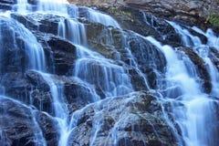 Vattenfall på Fundy Arkivbilder