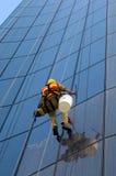 Laveur de vitres Image libre de droits
