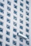 Laveurs de vitres Photos libres de droits