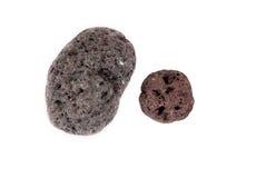 Lavic stones Stock Image