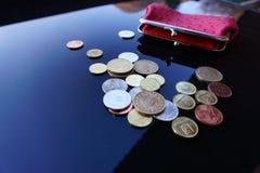 Lavorando per i penny Fotografie Stock Libere da Diritti