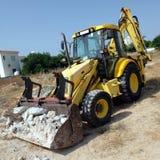 Lavorando in Protaras Cipro Immagini Stock Libere da Diritti