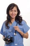 Lavoratore di sanità Fotografia Stock