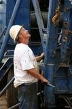 Lavoratore manuale Immagine Stock Libera da Diritti