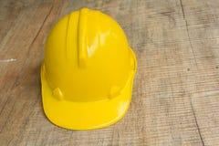 Lavoratori del casco Immagini Stock Libere da Diritti