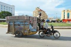 Lavoratori di trasporto Immagini Stock Libere da Diritti