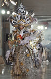 LAVORI CREATIVI DELL'INDONESIA Immagine Stock