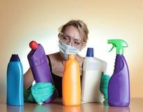 Lavori domestici Fotografie Stock Libere da Diritti