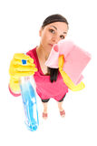 Lavori domestici Immagine Stock Libera da Diritti