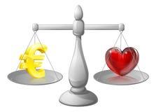 Lavori l'equilibrio di vita Immagini Stock Libere da Diritti