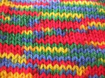 Lavori o indumenti a maglia Fotografia Stock