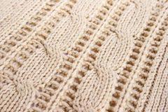 Lavori o indumenti a maglia Immagini Stock Libere da Diritti
